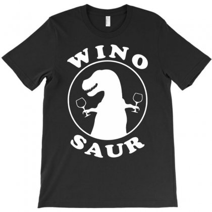 Wino Saur T-shirt Designed By Narayatees