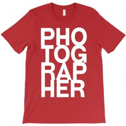 Photographer T-shirt Designed By Narayatees