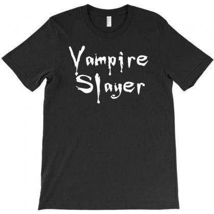 Vampire Slayer T-shirt Designed By Narayatees