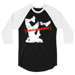 ridiculousness 3/4 Sleeve Shirt | Artistshot
