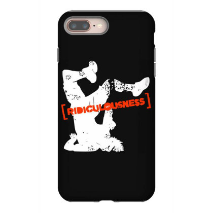 Ridiculousness Iphone 8 Plus Case Designed By Gooseiant