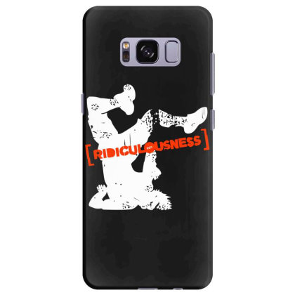 Ridiculousness Samsung Galaxy S8 Plus Case Designed By Gooseiant