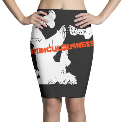 Ridiculousness Pencil Skirts Designed By Gooseiant