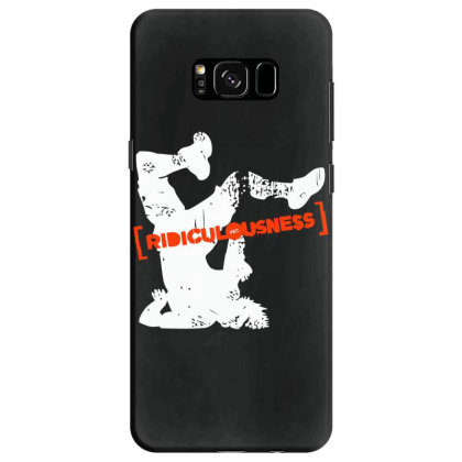 Ridiculousness Samsung Galaxy S8 Case Designed By Gooseiant