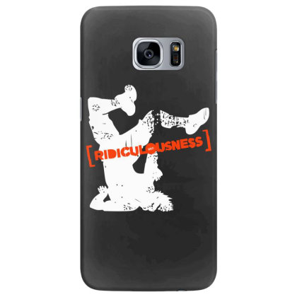Ridiculousness Samsung Galaxy S7 Edge Case Designed By Gooseiant