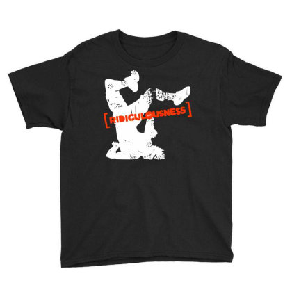 Ridiculousness Youth Tee Designed By Gooseiant
