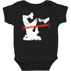 ridiculousness Baby Bodysuit | Artistshot