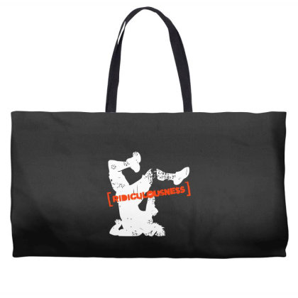 Ridiculousness Weekender Totes Designed By Gooseiant
