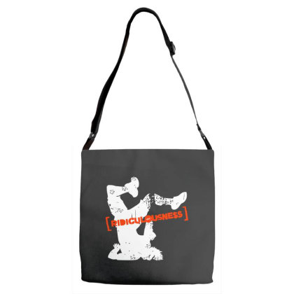 Ridiculousness Adjustable Strap Totes Designed By Gooseiant