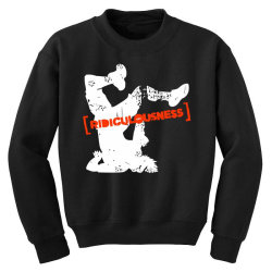 ridiculousness Youth Sweatshirt | Artistshot