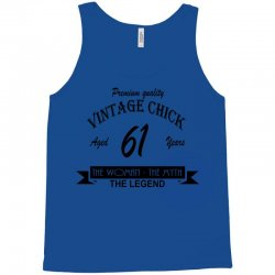 wintage chick 61 Tank Top | Artistshot