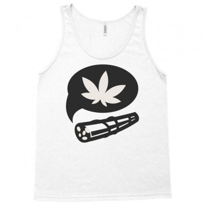 Cannabis Tank Top Designed By Secreet