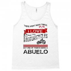 This Fiance Loves Motorcycles Tank Top | Artistshot