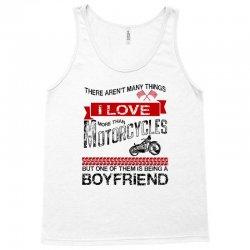 this boyfriend loves motorcycles Tank Top | Artistshot