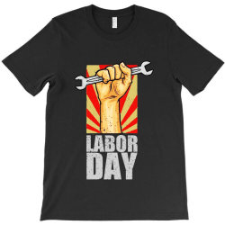 Labor Day T-shirt Designed By Bertaria