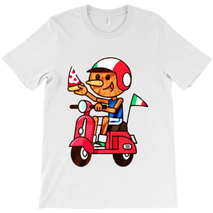 Italy T-shirt Designed By Bertaria