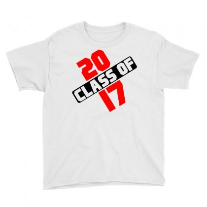 Class Of 2017 Youth Tee Designed By Designbycommodus