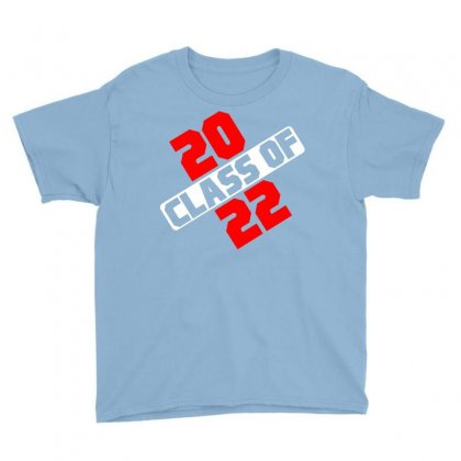 Class Of 2022 Youth Tee Designed By Designbycommodus