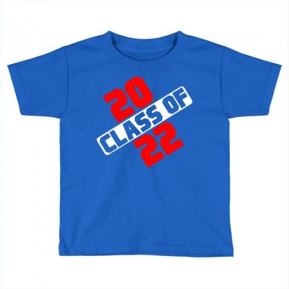 Class Of 2022 Toddler T-shirt Designed By Designbycommodus