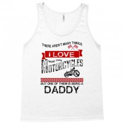 This Daddy Loves Motorcycles Tank Top | Artistshot