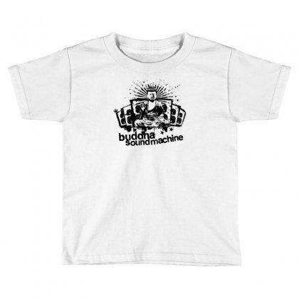 Buddha Sound Machine Toddler T-shirt Designed By Ditreamx