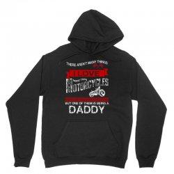 This Daddy Loves Motorcycles Unisex Hoodie | Artistshot