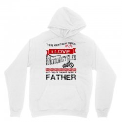 This Father Loves Motorcycles Unisex Hoodie | Artistshot