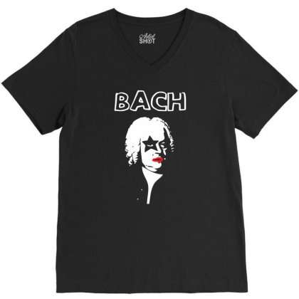Bach V-neck Tee Designed By Specstore