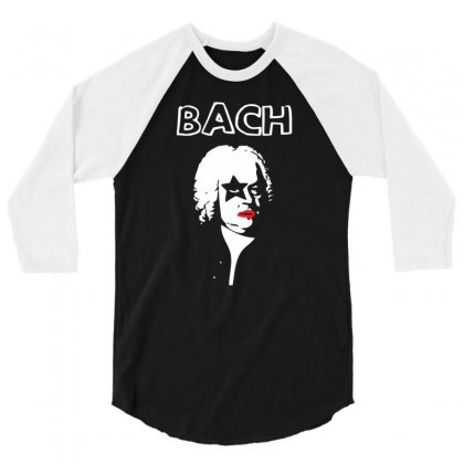 Bach 3/4 Sleeve Shirt Designed By Specstore