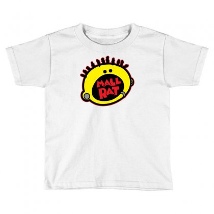 Mall Rat Toddler T-shirt Designed By Specstore