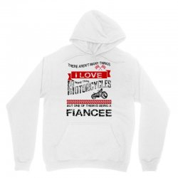 This Fiance Loves Motorcycles Unisex Hoodie | Artistshot