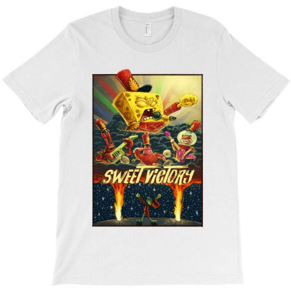 Sweet Victory T-shirt Designed By Feniavey