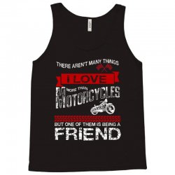 This Friend Loves Motorcycles Tank Top | Artistshot