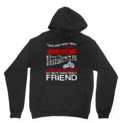 This Friend Loves Motorcycles Unisex Hoodie | Artistshot