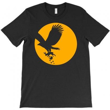 Easter Egg Hunt T-shirt Designed By Mdk Art