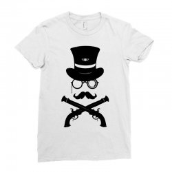 Cross Muskets Ladies Fitted T-Shirt | Artistshot