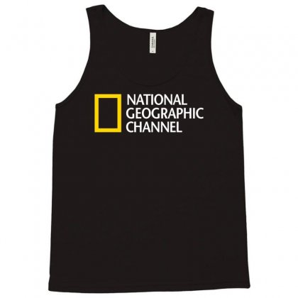 National Geographic Channel Tank Top Designed By Kharismabattle