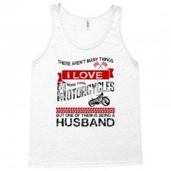 This Husband Loves Motorcycles Tank Top | Artistshot