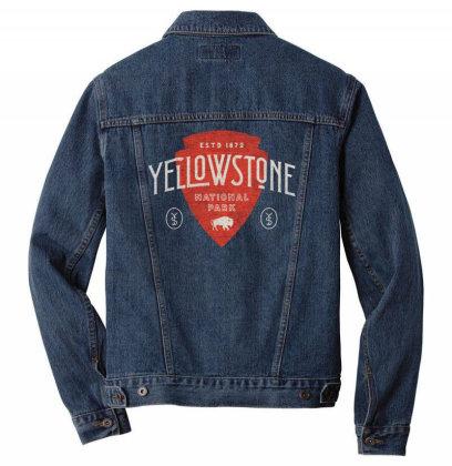 Yellowstone Men Denim Jacket Designed By Feniavey