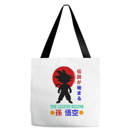 The Legend Begins Tote Bags Designed By Feniavey