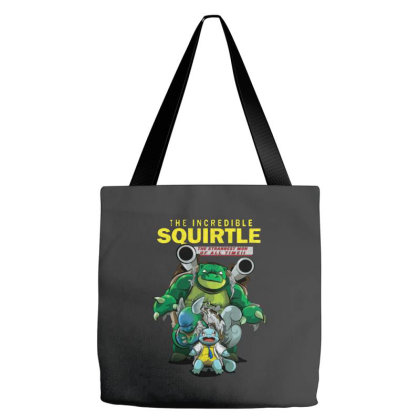 The Incredible Squirtle Tote Bags Designed By Feniavey