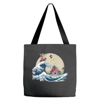 The Great Adventure Tote Bags Designed By Feniavey