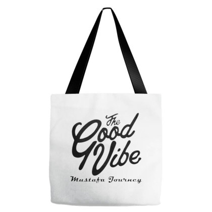 The Good Vibe Tote Bags Designed By Feniavey
