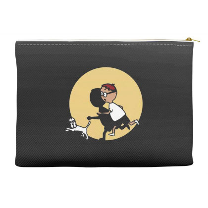 The Adventure Of Pug Accessory Pouches Designed By Feniavey
