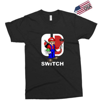 Switch Exclusive T-shirt Designed By Feniavey
