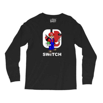 Switch Long Sleeve Shirts Designed By Feniavey