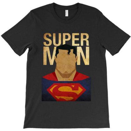 Supermen T-shirt Designed By Feniavey