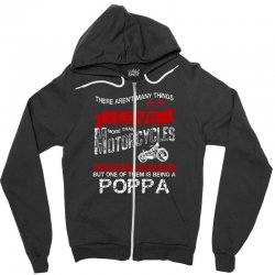 there arent many thingsi love more than motorcycles Zipper Hoodie | Artistshot