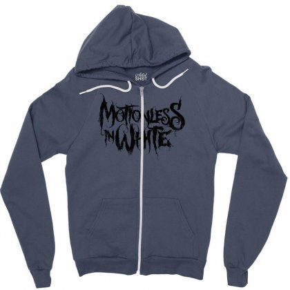 Motionless In White Zipper Hoodie Designed By Chilistore