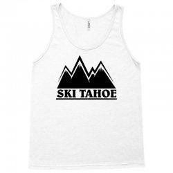 Ski Tahoe Mountains Tank Top   Artistshot